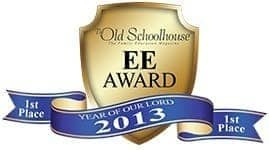 2013 The Old Schoolhouse Magazine Awards of Excellence in Education