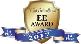 2017 The Old Schoolhouse Magazine Awards of Excellence in Education