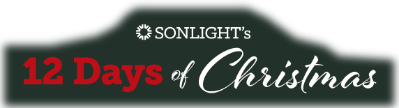 Sonlight's 12 Days of Christmas