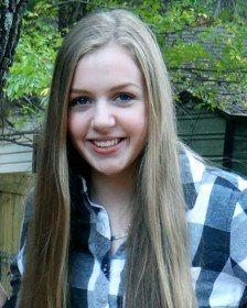 $4,000 Sonlight Scholarship Winner Caitlyn McGeeof Sherman, TX