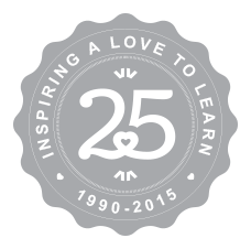25 Years of Inspiring a Love to Learn