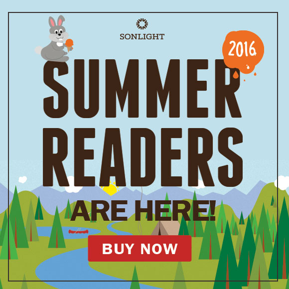 2016 Summer Readers