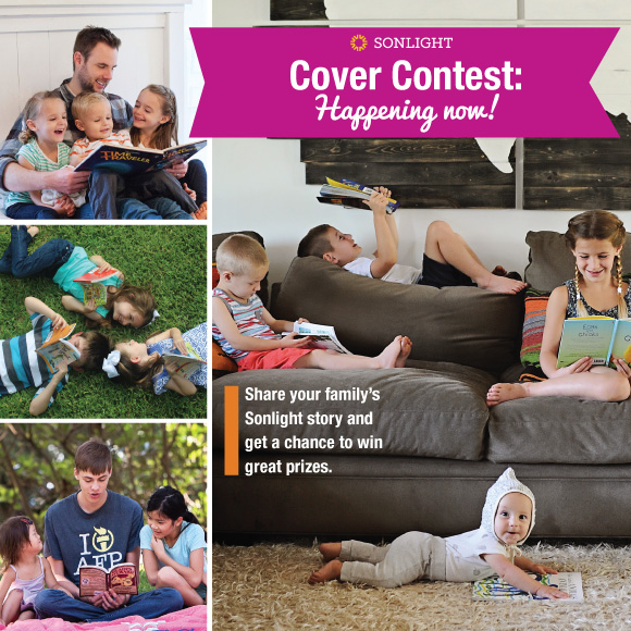 Sonlight Cover Contest Happening Now