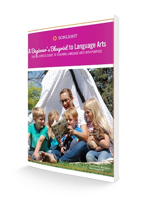 Homeschool Language Arts Blueprint