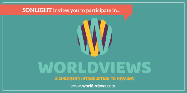 World Views: A children's introduction to missions