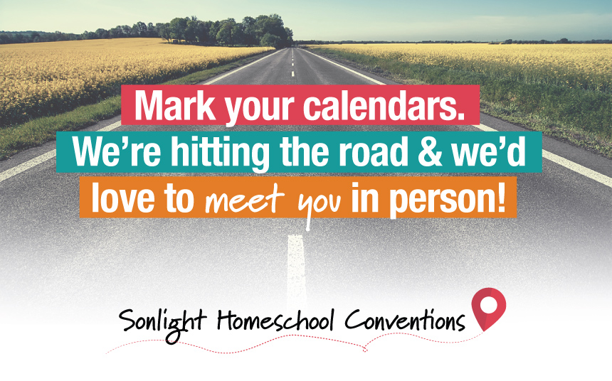 Sonlight Homeschool Conventions