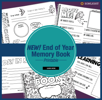 Get Your NEW End of the Year Memory Book Today!