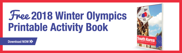 Free Winter Olympics activity book download