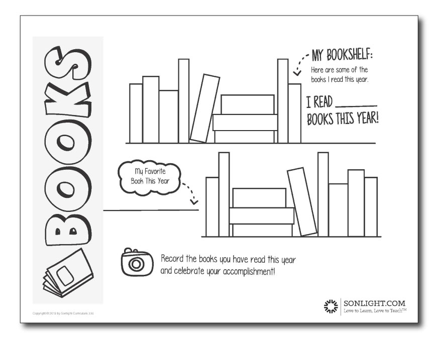 image regarding Books to Read Printable identified as Christian Homeschool Curriculum Sonlight® Instances