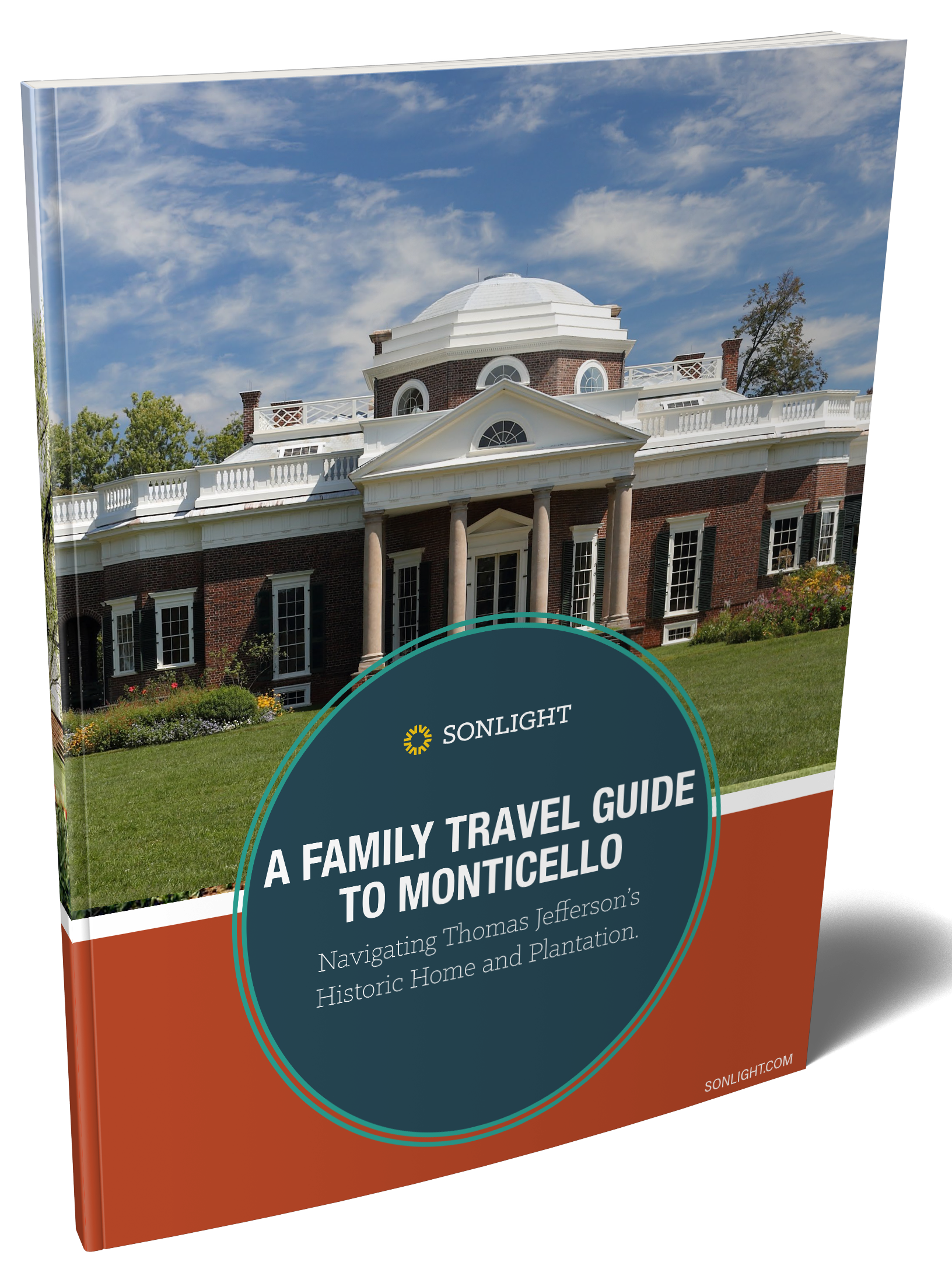 Download Sonlight's Free Family Travel Guide to Thomas Jefferson's Monticello