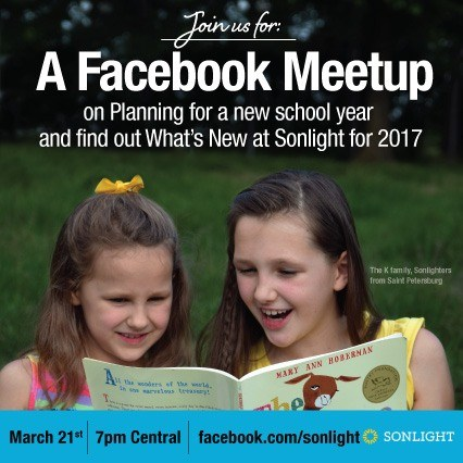 Join us for a Facebook meetup