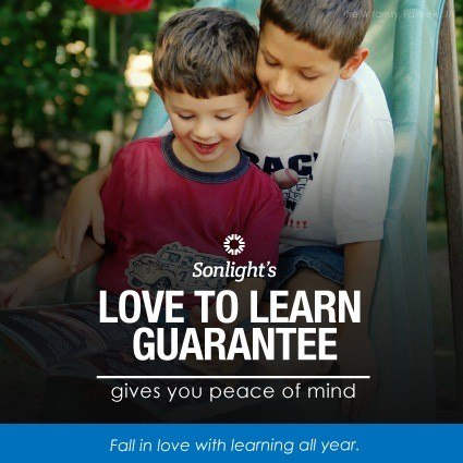 Love to learn Guarantee 2016