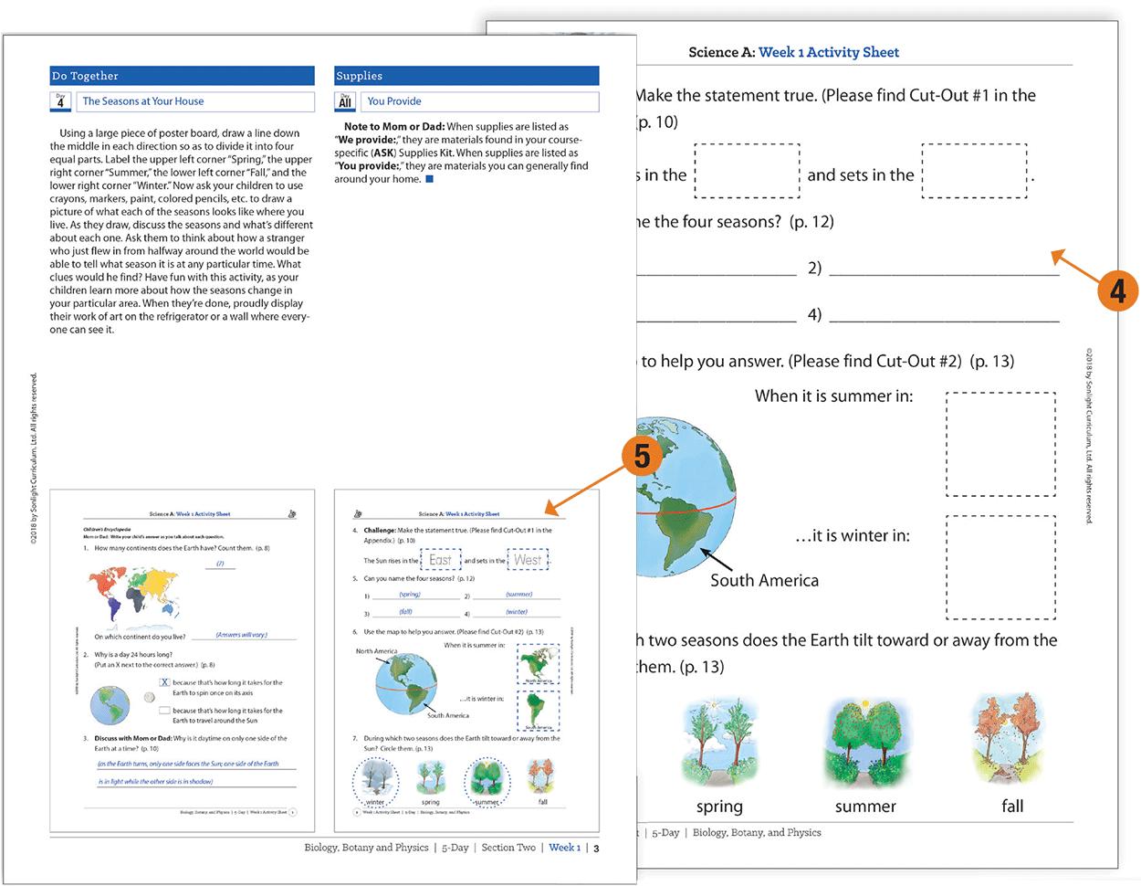 Sonlight Science IG Details