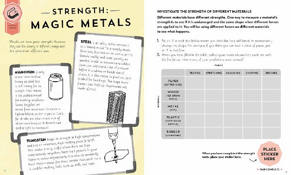 Engineer Academy example: strength of metals