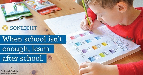 When school isn't enough, learn after school.
