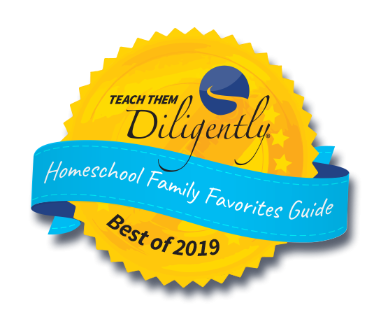 2019 Practical Homeschooling Magazine Reader Awards