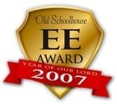 2007 The Old Schoolhouse Magazine Awards of Excellence in Education