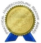 2012 Practical Homeschooling Magazine Reader Awards