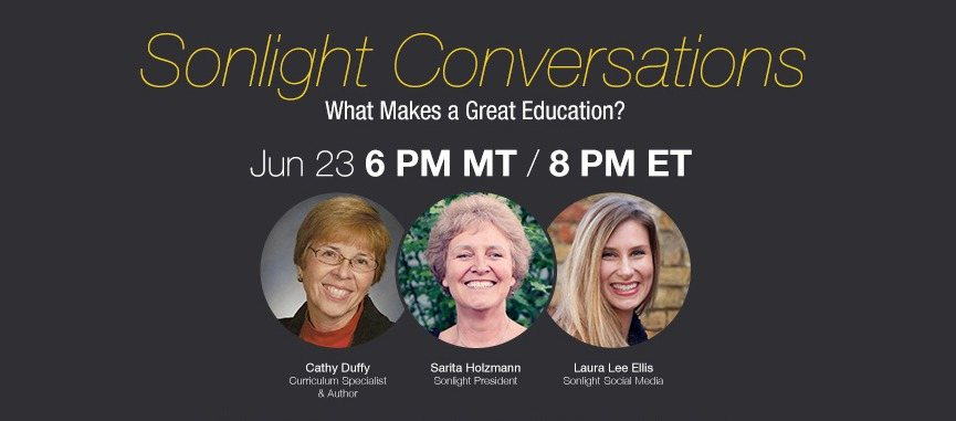 Register for Sonlight Conversations