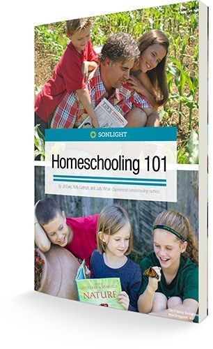 Free Homeschooling 101 eBook
