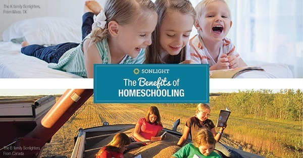Homeschooling Benefits eBook