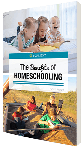 Free Benefits of Homeschooling eBook