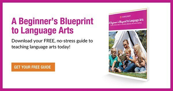 Language Arts Blueprint eBook