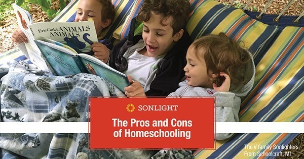 Pros and Cons of Homeschooling eBook