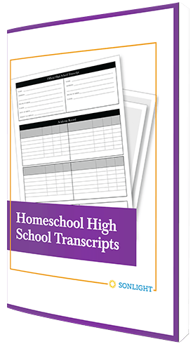 Download Sonlight's Homeschool High School Transcripts ebook