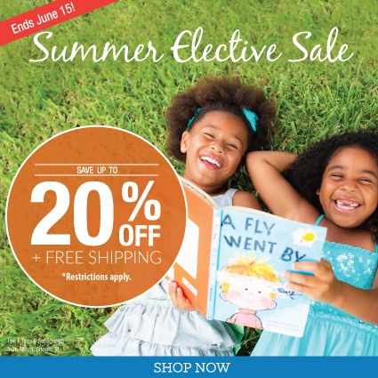 Save up to 20% off Electives
