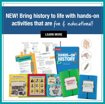 Make your study of World Cultures even more exciting with a hands-on history kit!