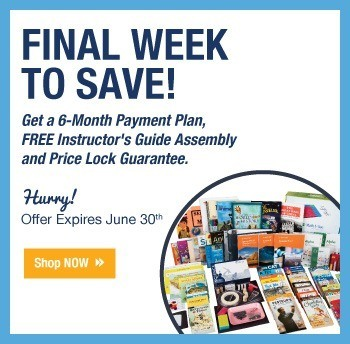Last chance: 6-month payment plan, FREE IG assembly and price lock