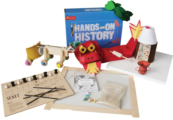New Hands-On History Kit for History / Bible / Literature B