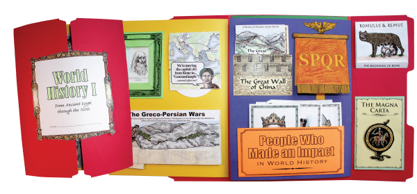 World History Lap Book