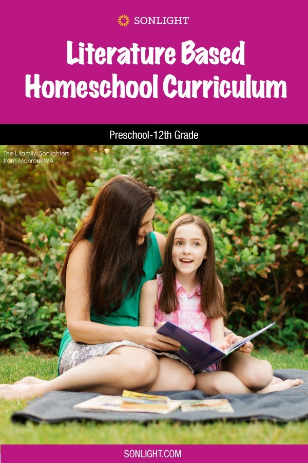 Literature Based Homeschool Curriculum | Preschool - 12th grade