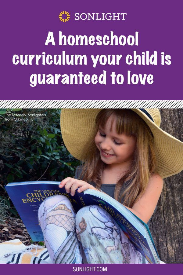A homeschool curriculum your child is guaranteed to love