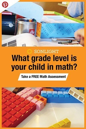 What grade level is your child in math? FREE Math Assessment | Homeschool