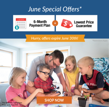 Order by May 31st: May Bonus Offers! Take advantage of these exclusive offers: 6-month Payment Plan, Free Timeline Book, Free Canvas Tote Bag. Order Today!