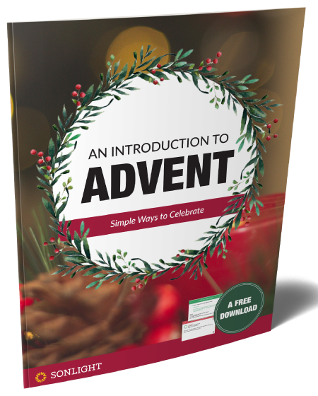 Advent Card Sheets