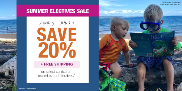 Summer Electives Sale
