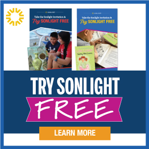 Try Sonlight Free! Request the Sonlight Invitation.