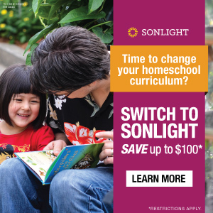 Switch to Sonlight and Save up to $100!