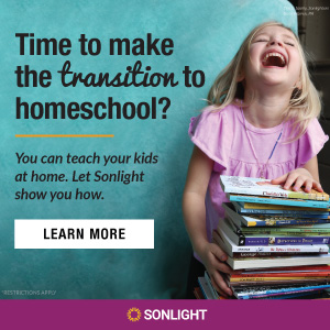 Time to change your homeschool curriculum? Switch to Sonlight