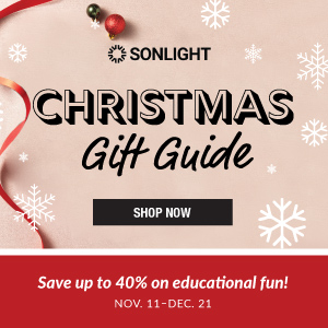 Sonlight's Early Black Friday Sale