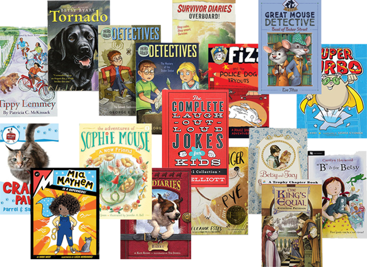 Elementary Recreational Reading Bundle