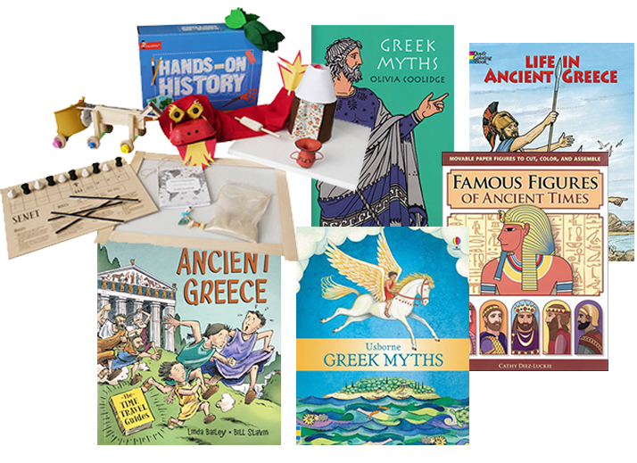 An Ancient Greece Bundle