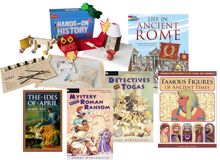 An Ancient Rome Bundle
