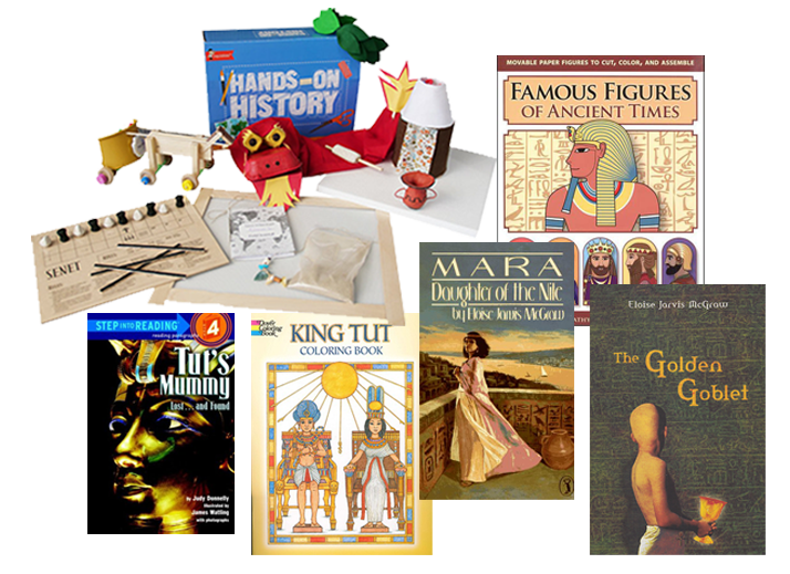 An Ancient Egypt Bundle