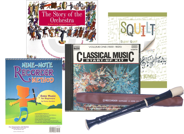 Music and Composers Bundle