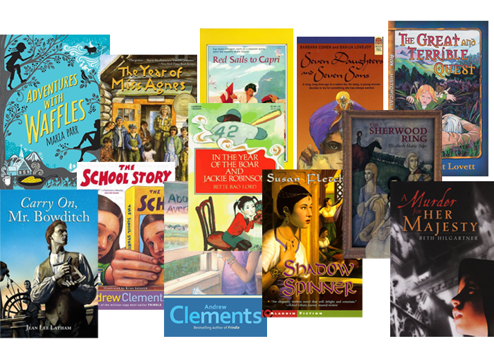 Connect with Sarita's Favorite Books Bundle